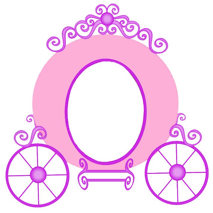 Cinderella carriage princess clip. Fairytale clipart carrage