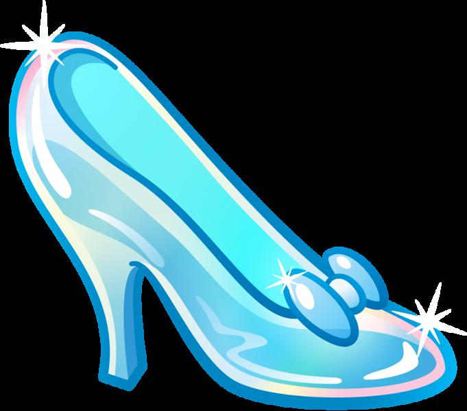 Disney emoji blitz glass. Heels clipart cinderella shoe