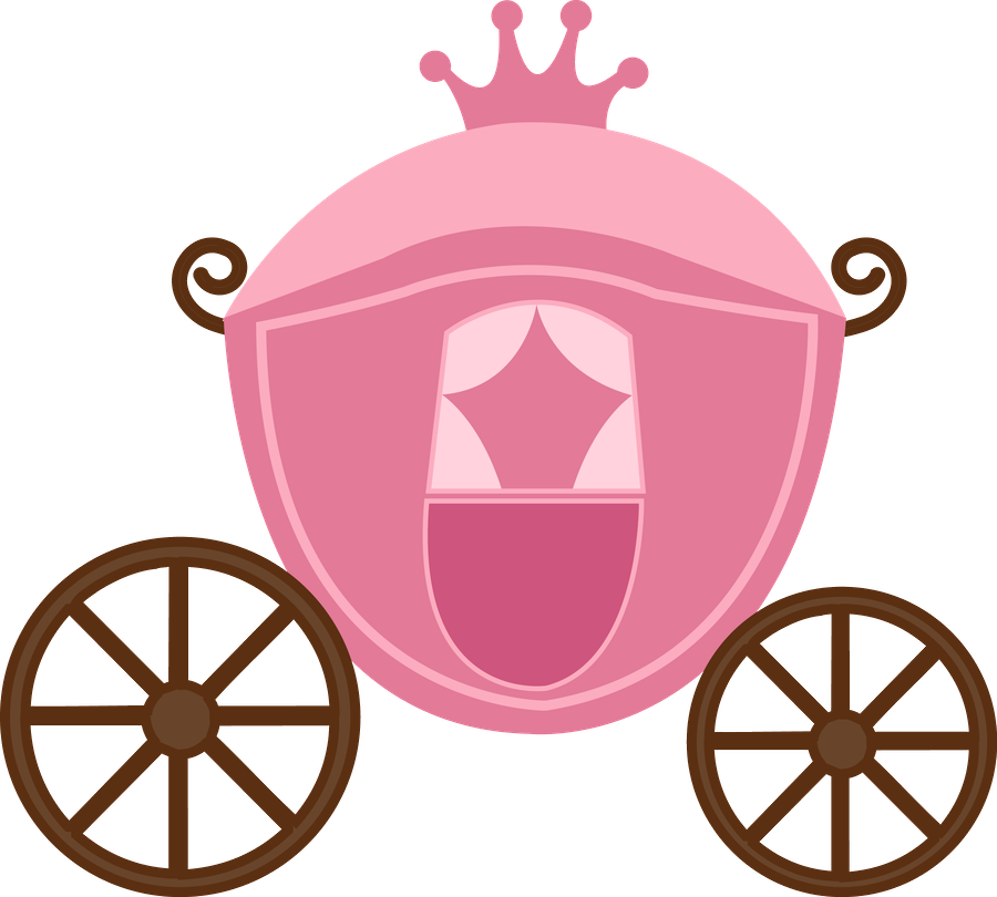 fairytale clipart carrage