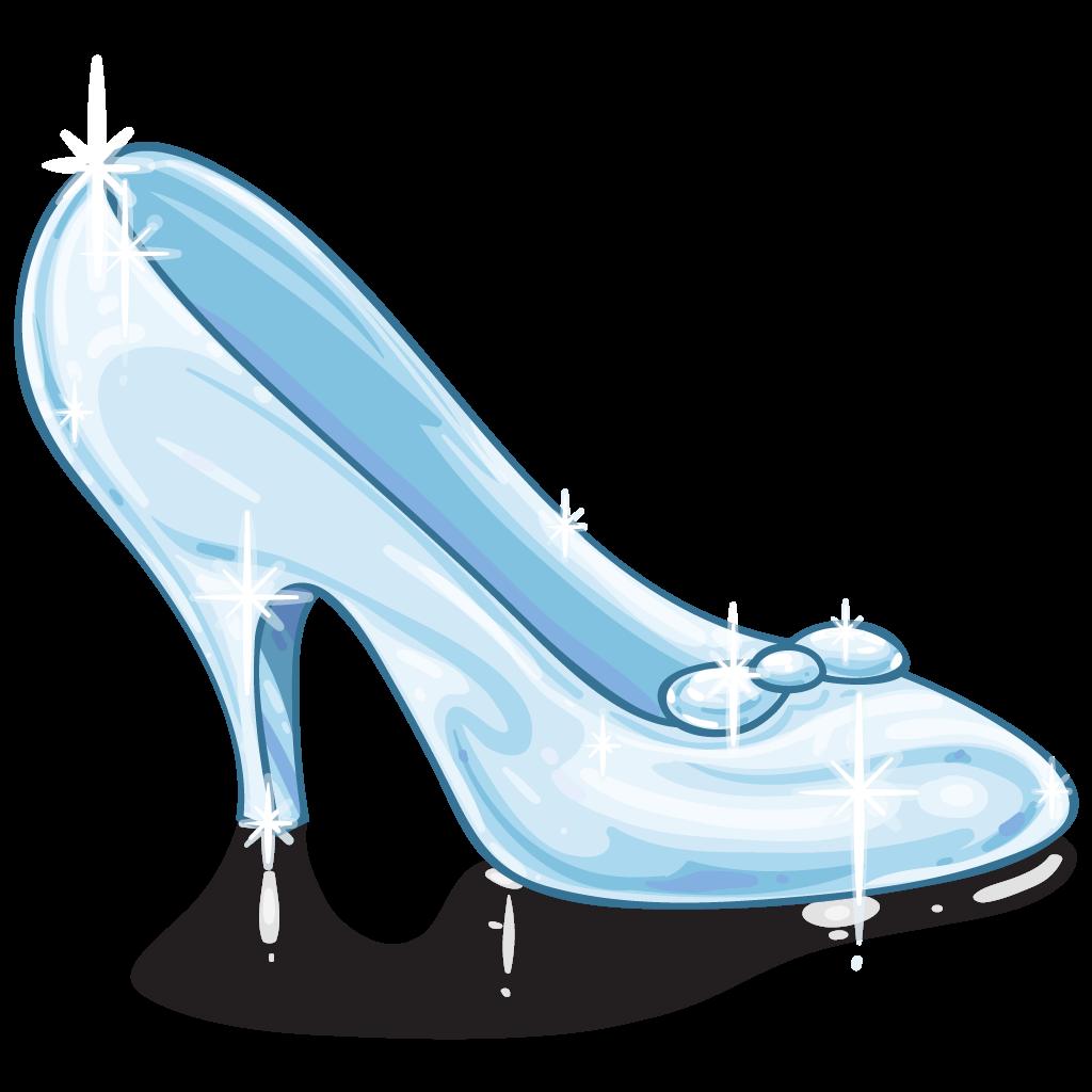 Heels clipart cinderella. Slipper shoe clip art