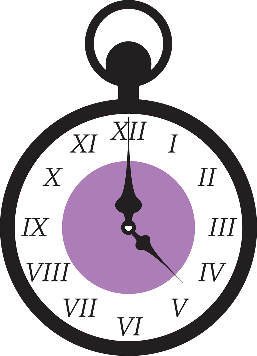 Minus say hello wonderland. Clocks clipart time management