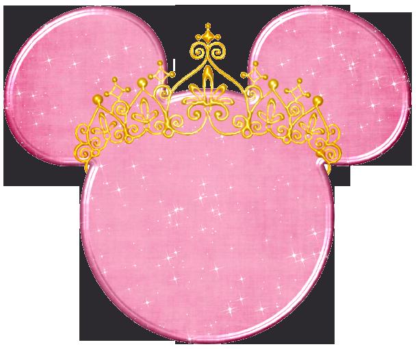 Princess mickey cinderella pinterest. Disney clipart head