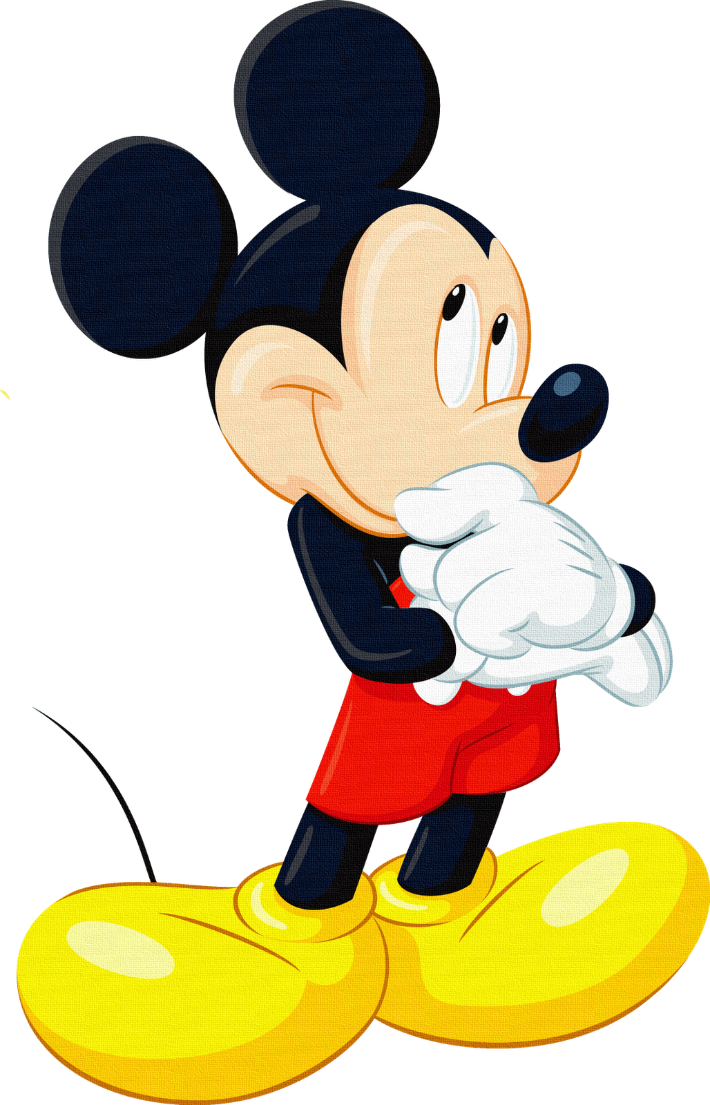 Mice clipart standing.  png pixels mickey