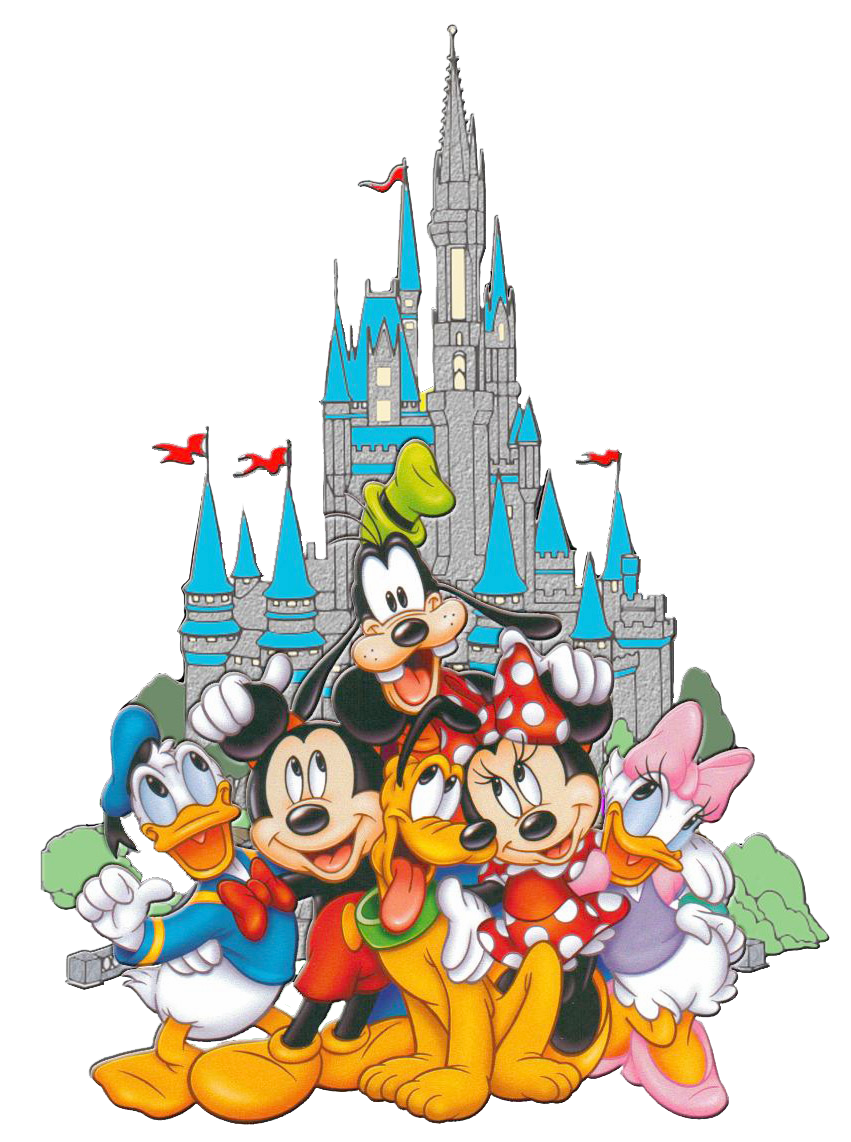 Clipart socks six. Fab castle mickey and