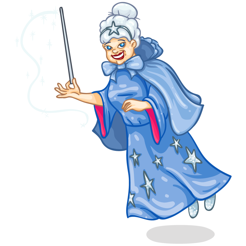 Item detail fairy godmother. Fairies clipart mother