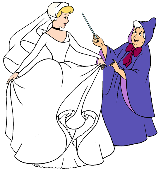 Godmother clip art disney. Fairy clipart mother