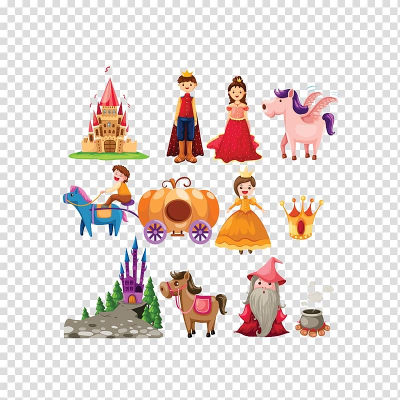 Cinderella clipart fairytale wedding. Fairy tale cartoon