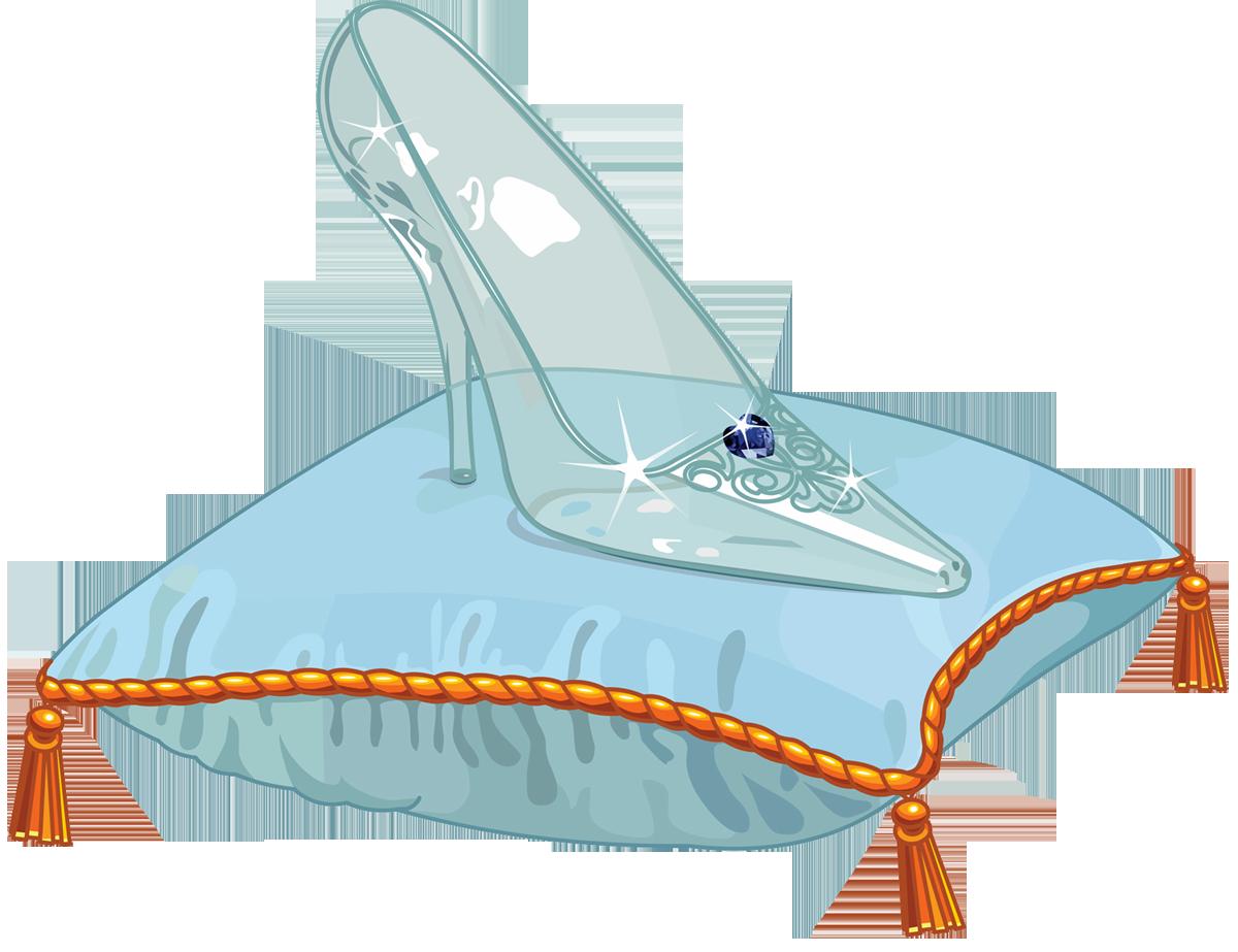 Glass clipart shoe. Cinderella