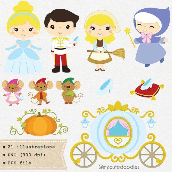 Cinderella clipart jpeg. Fairy tale princess