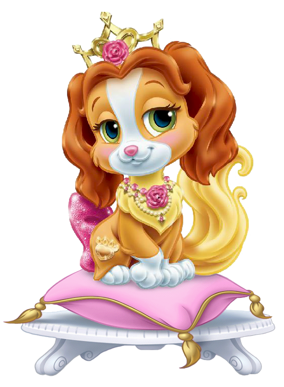 Princess clipart puppy. Photo teacuppillow zps s