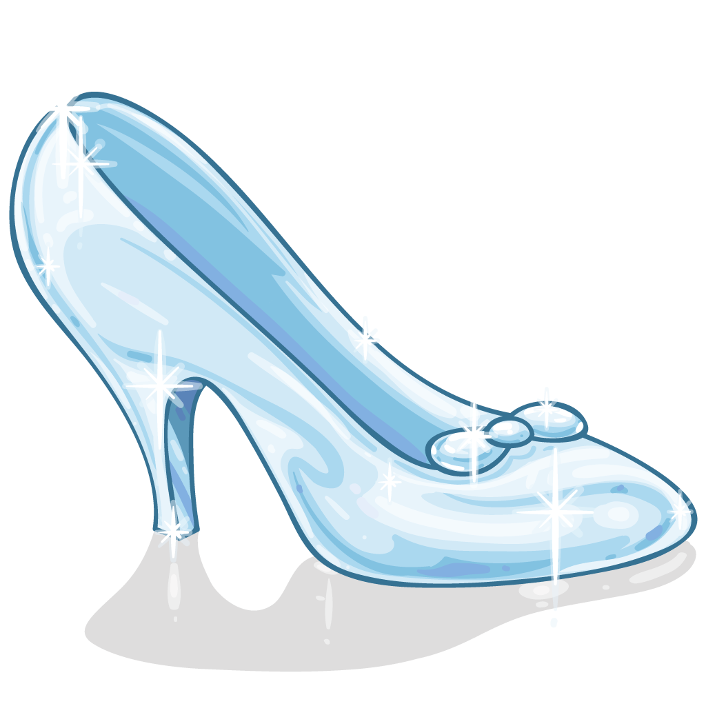 Glass clipart shoe. Cinderella december whitehaven theatre
