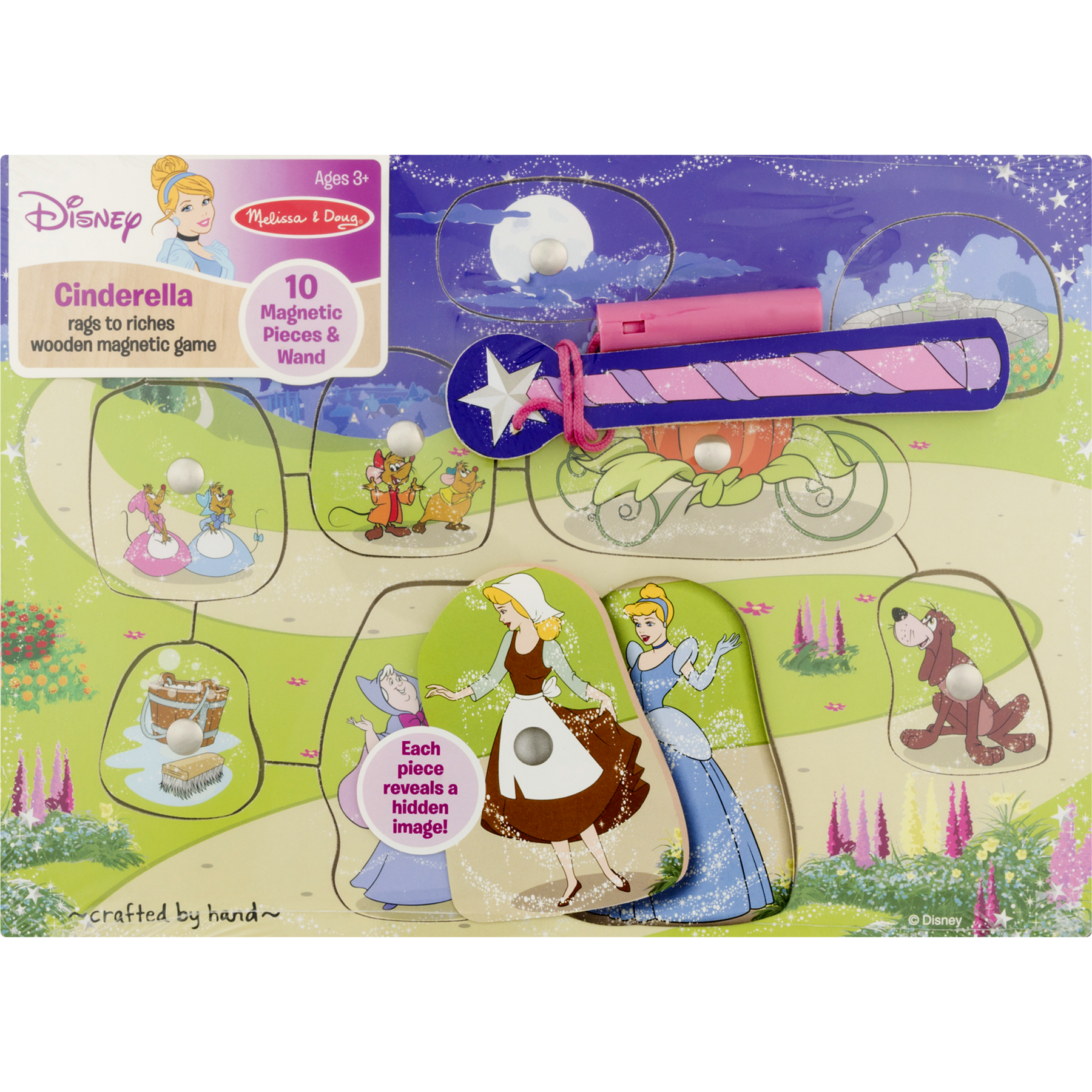 Disney cinderella rags to. Cube clipart rod