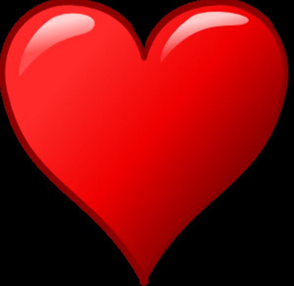 Free clip art image. Heart clipart human
