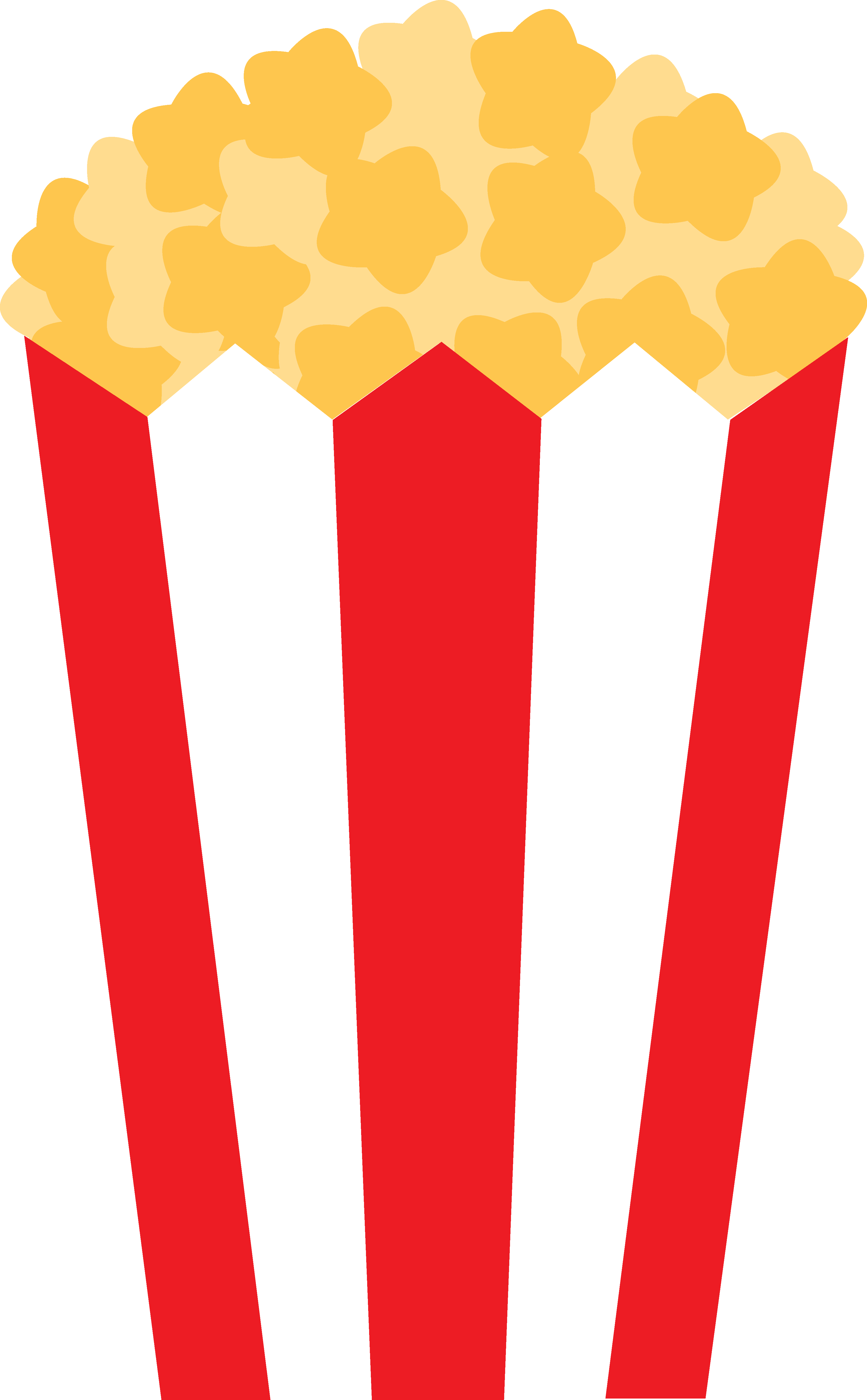 Movie panda images popcornclipart. Free clipart popcorn