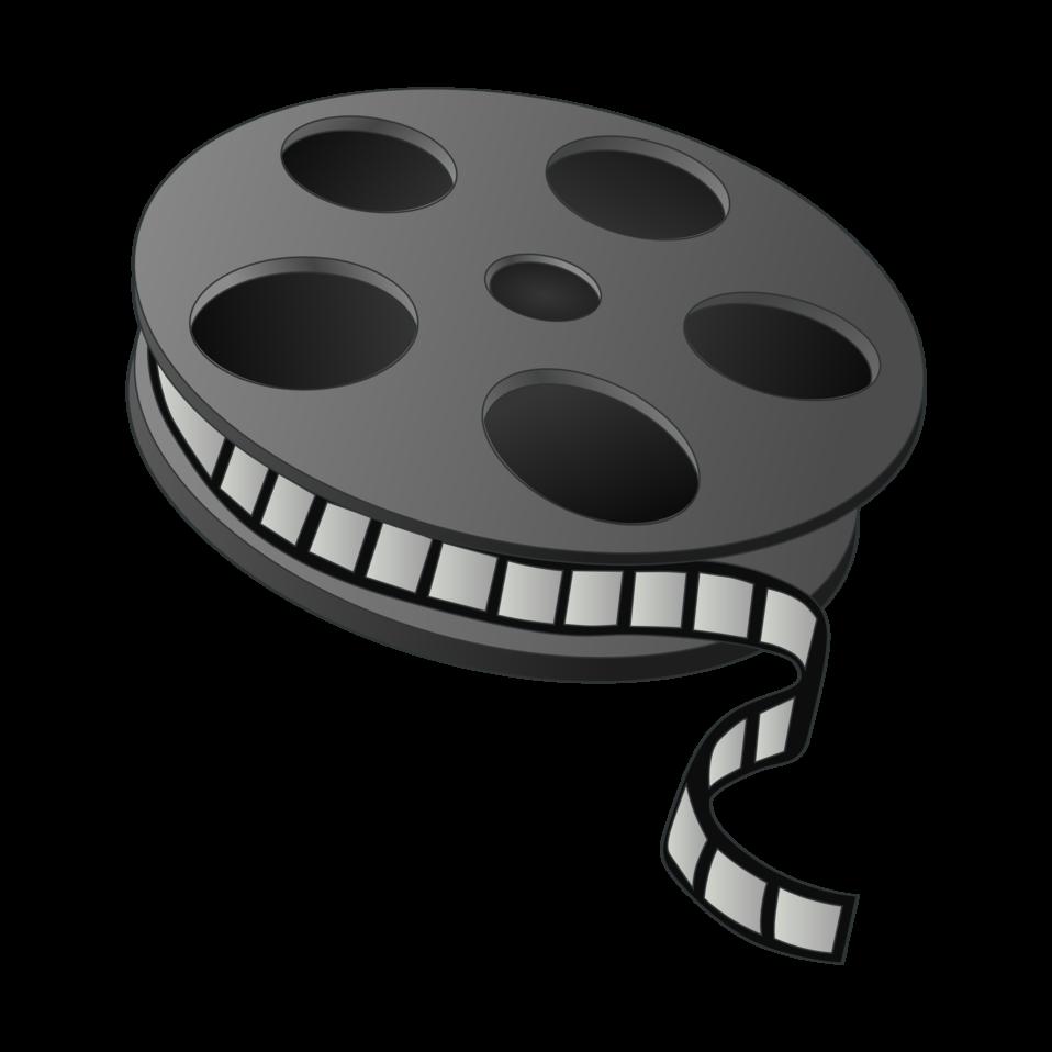 Cinema clipart cenima. Public domain clip art