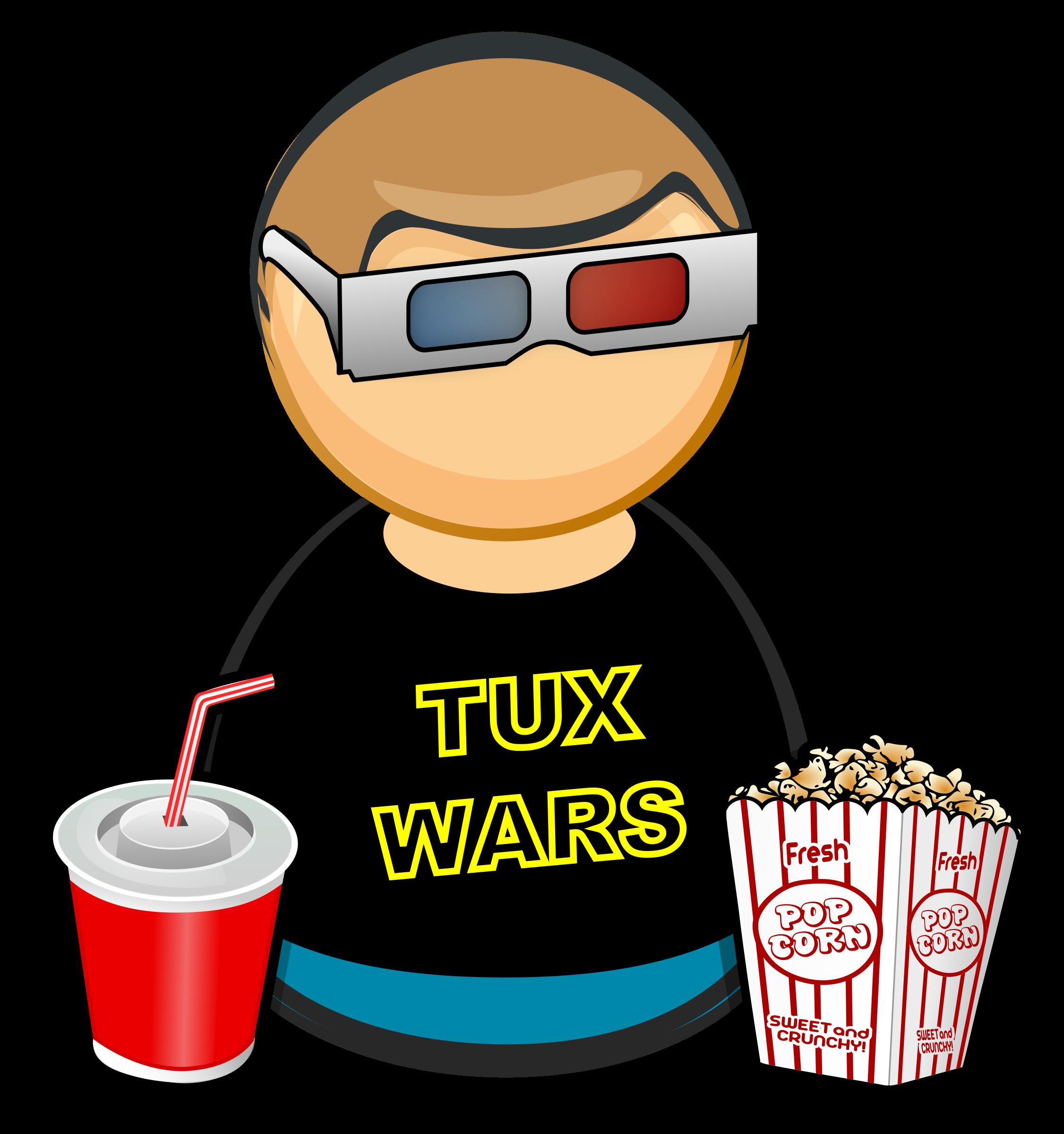 Visitor movie fan big. Cinema clipart cenima