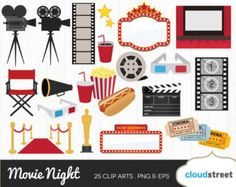 Movies clipart movie house.  best images in