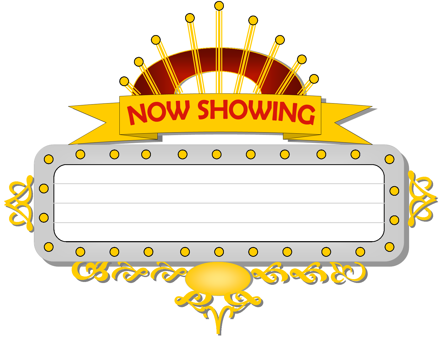 Lighting marquee