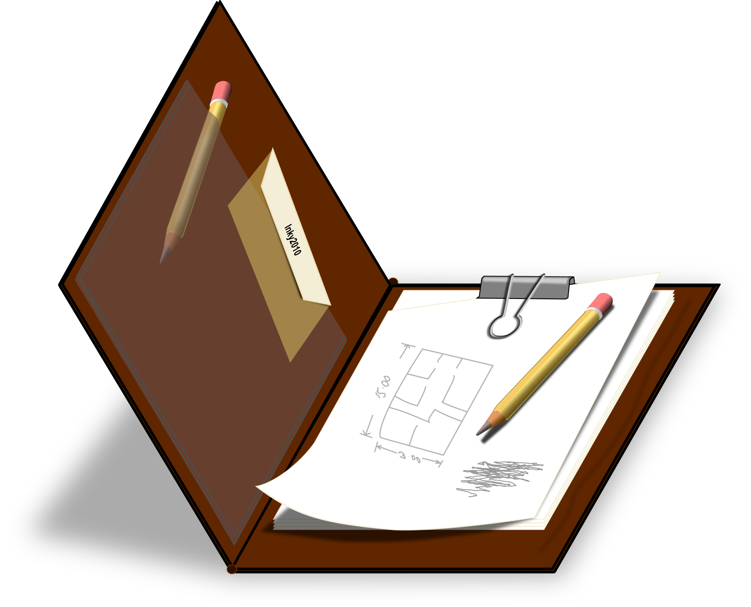 Scientist clipart clipboard clipart. Brown icons png free