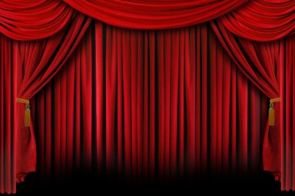 Curtains clipart theatre. Free download clip art
