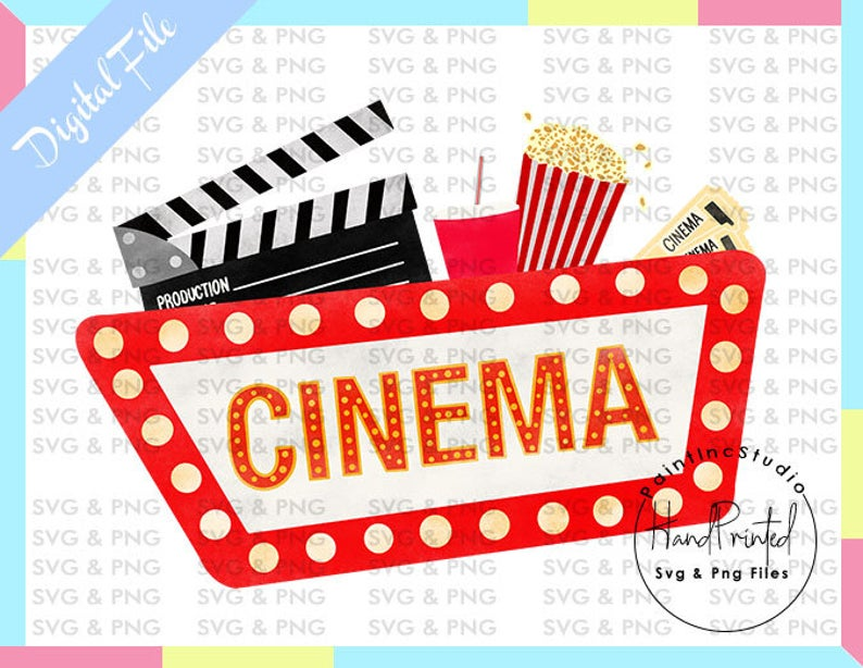 Png movie theater tickets. Cinema clipart file