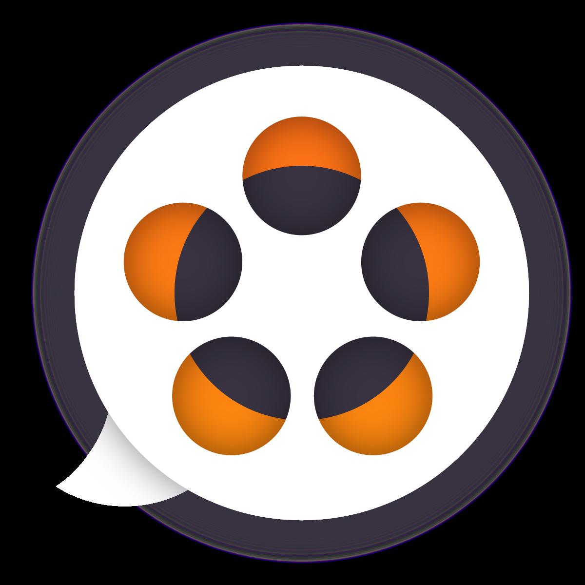 My . Video clipart film club
