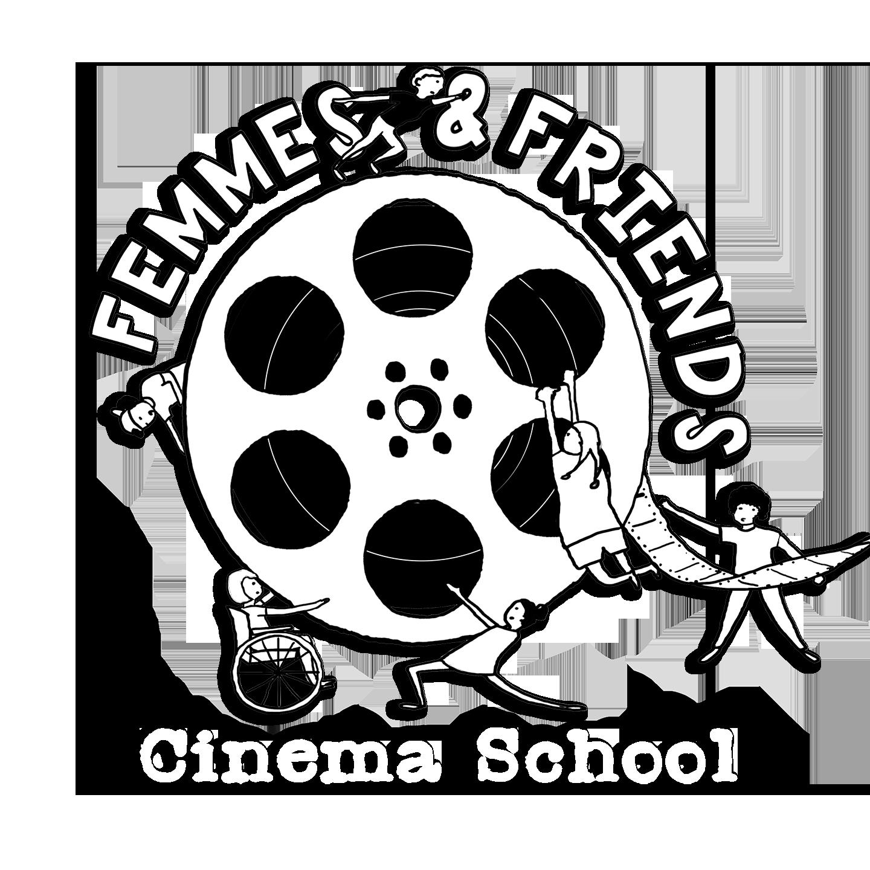 Femmes cinema school femmeled. Friends clipart field trip