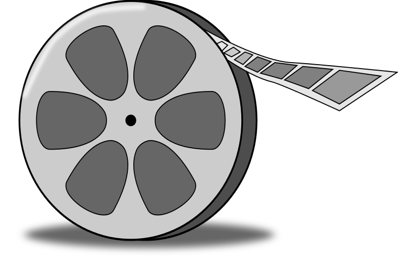 collection of free. Movie clipart film production