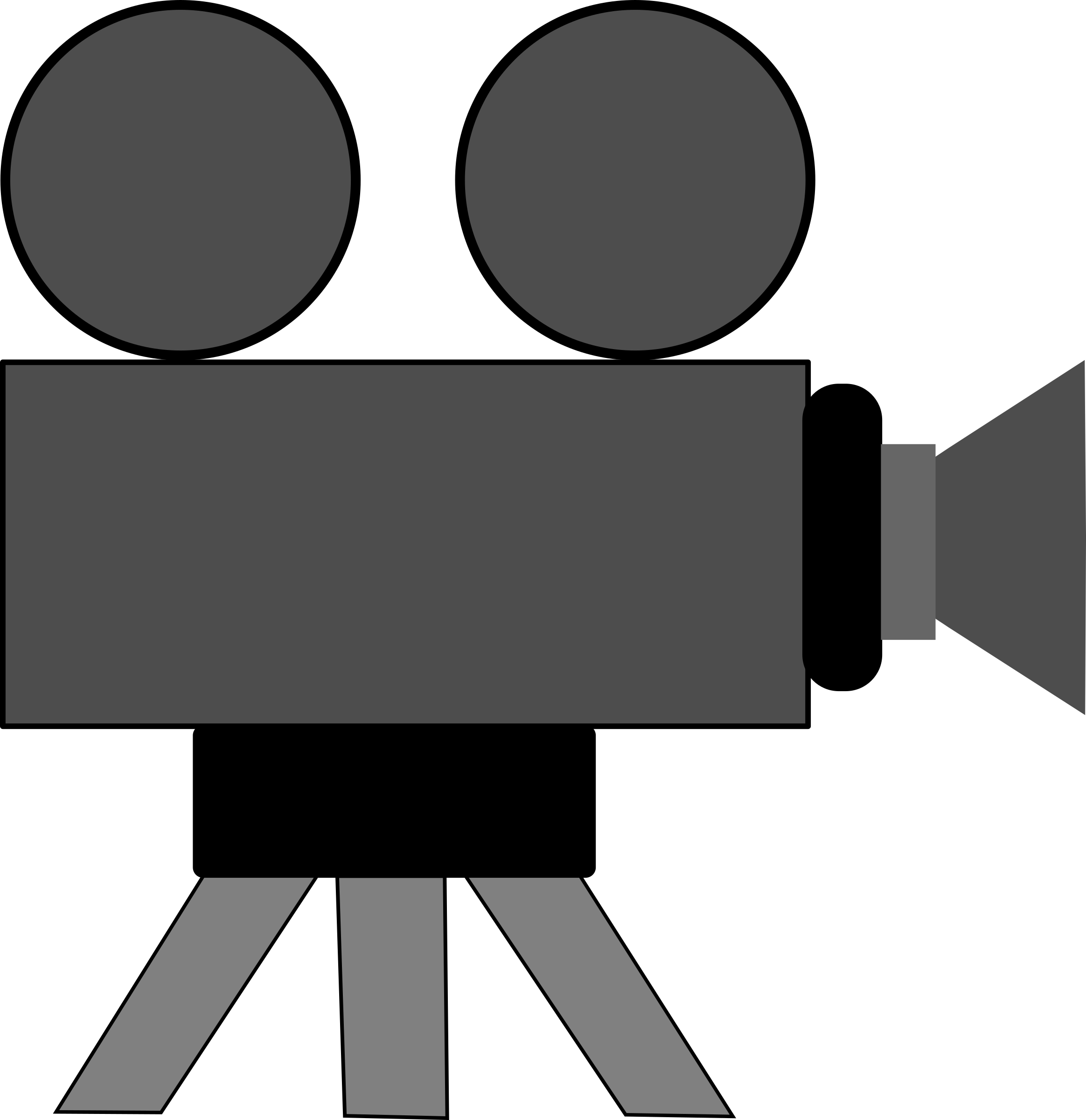 Film clipart pdf. Movie camera icons png
