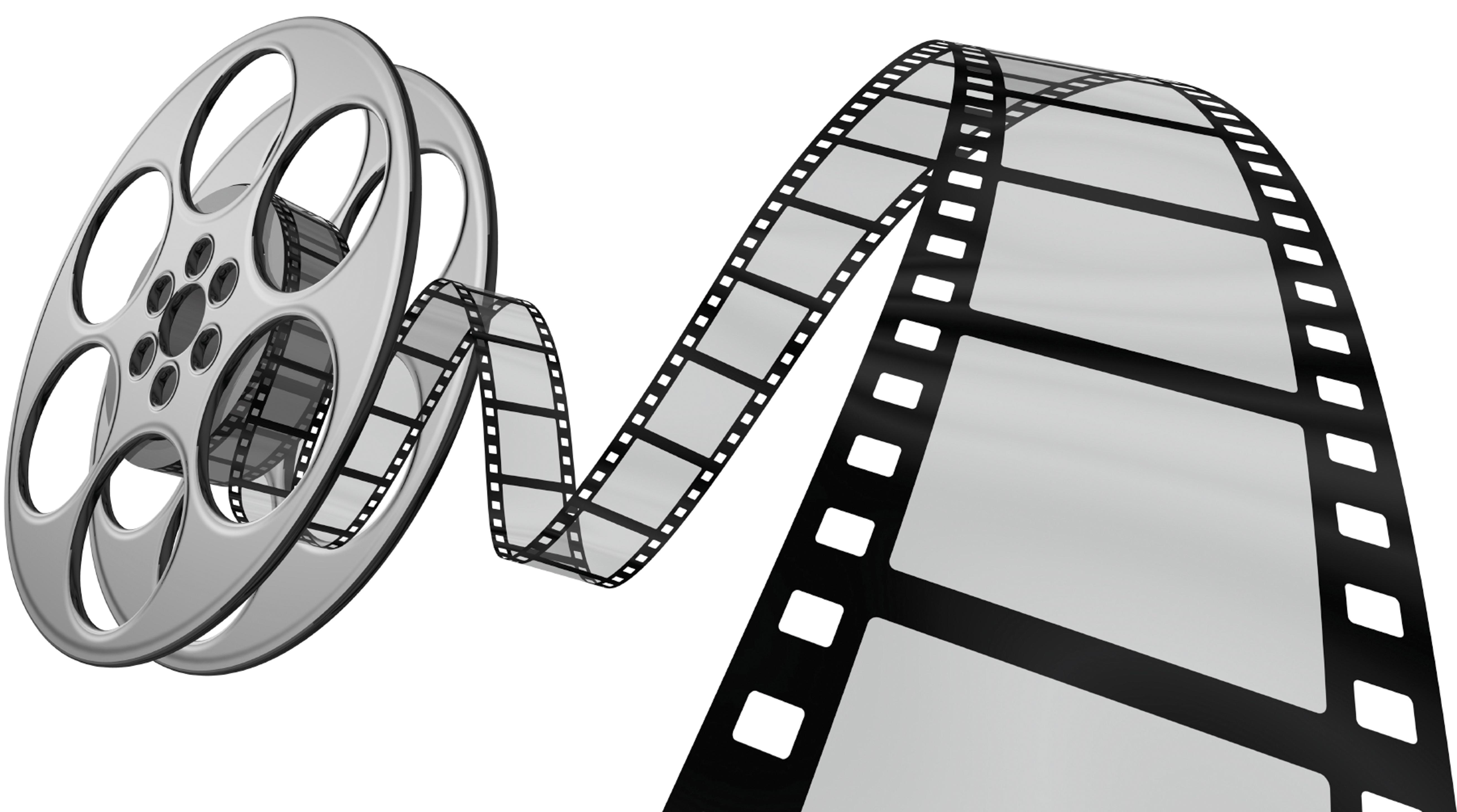 Free download clip art. Cinema clipart film screening
