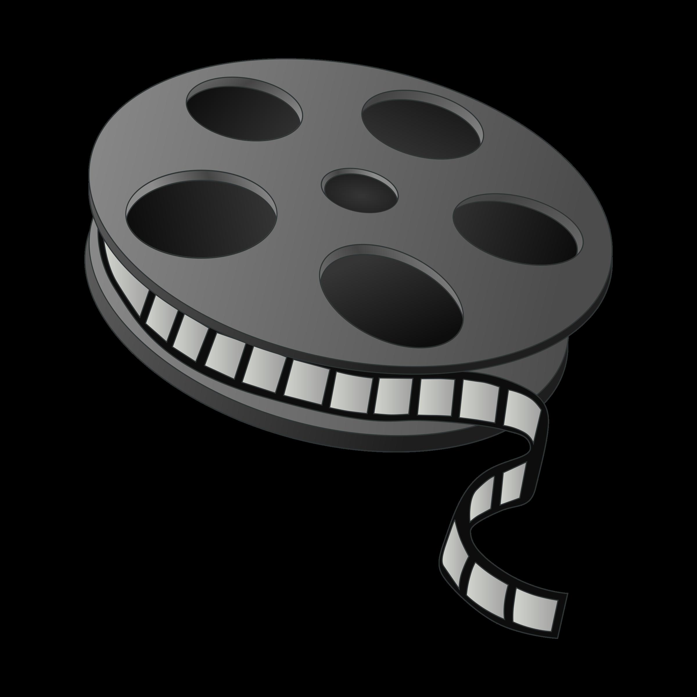 Reel big image png. Tool clipart movie