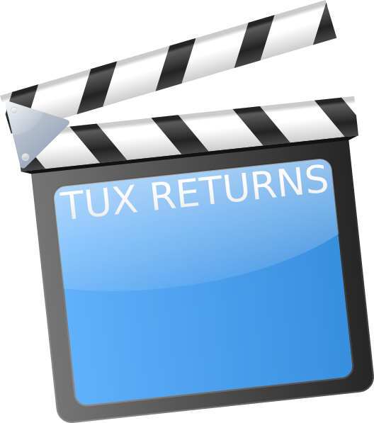 Clip art at clker. Movies clipart film slate