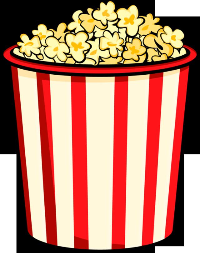 Clipart free popcorn. Graphic design pinterest yummy
