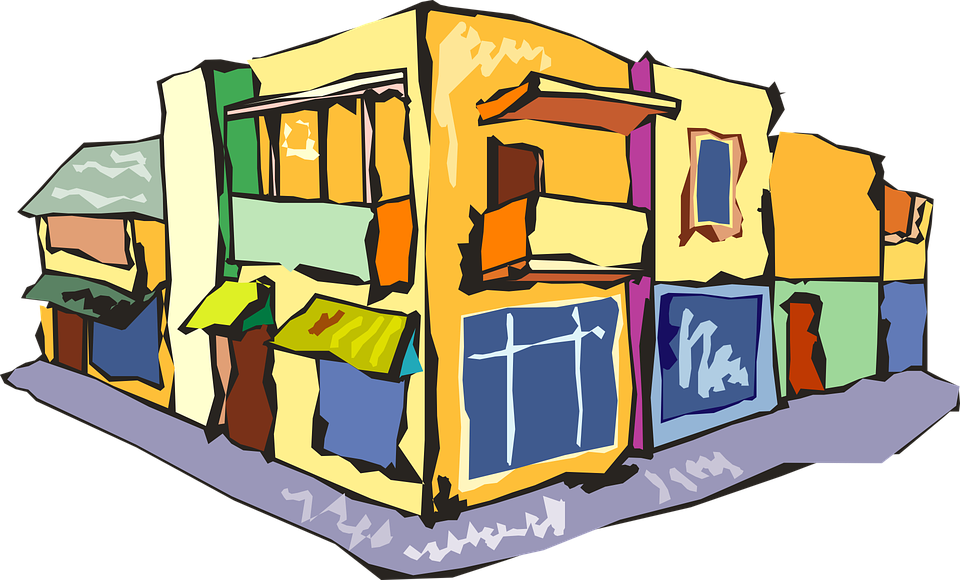 Clipart images mall.  collection of shopping