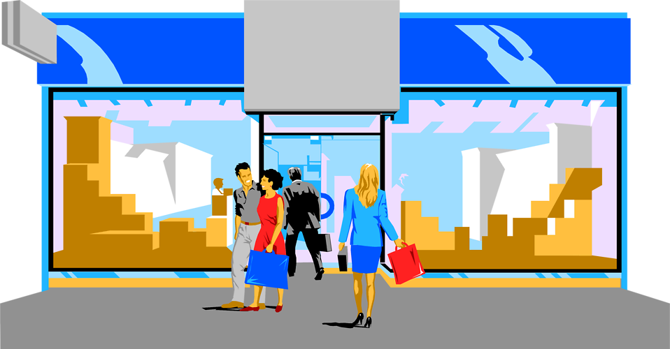 Museum clipart mall.  collection of shopping