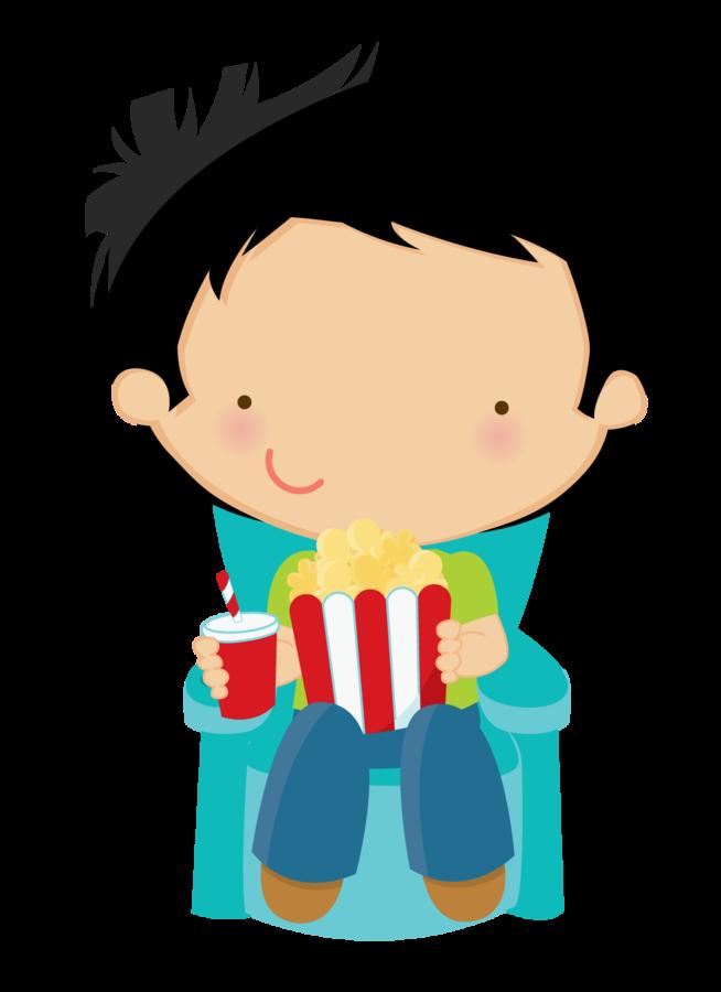 Cinema movie night