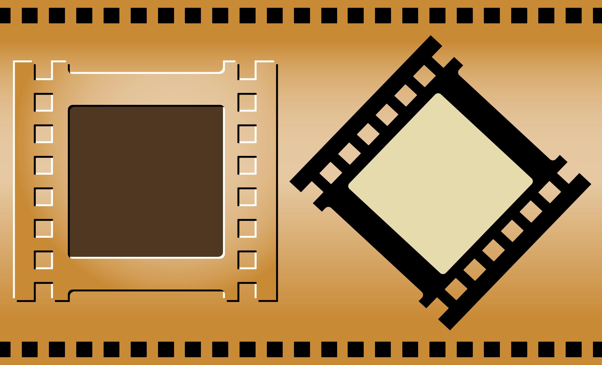 Movie clipart frames illustrations. Film frame png