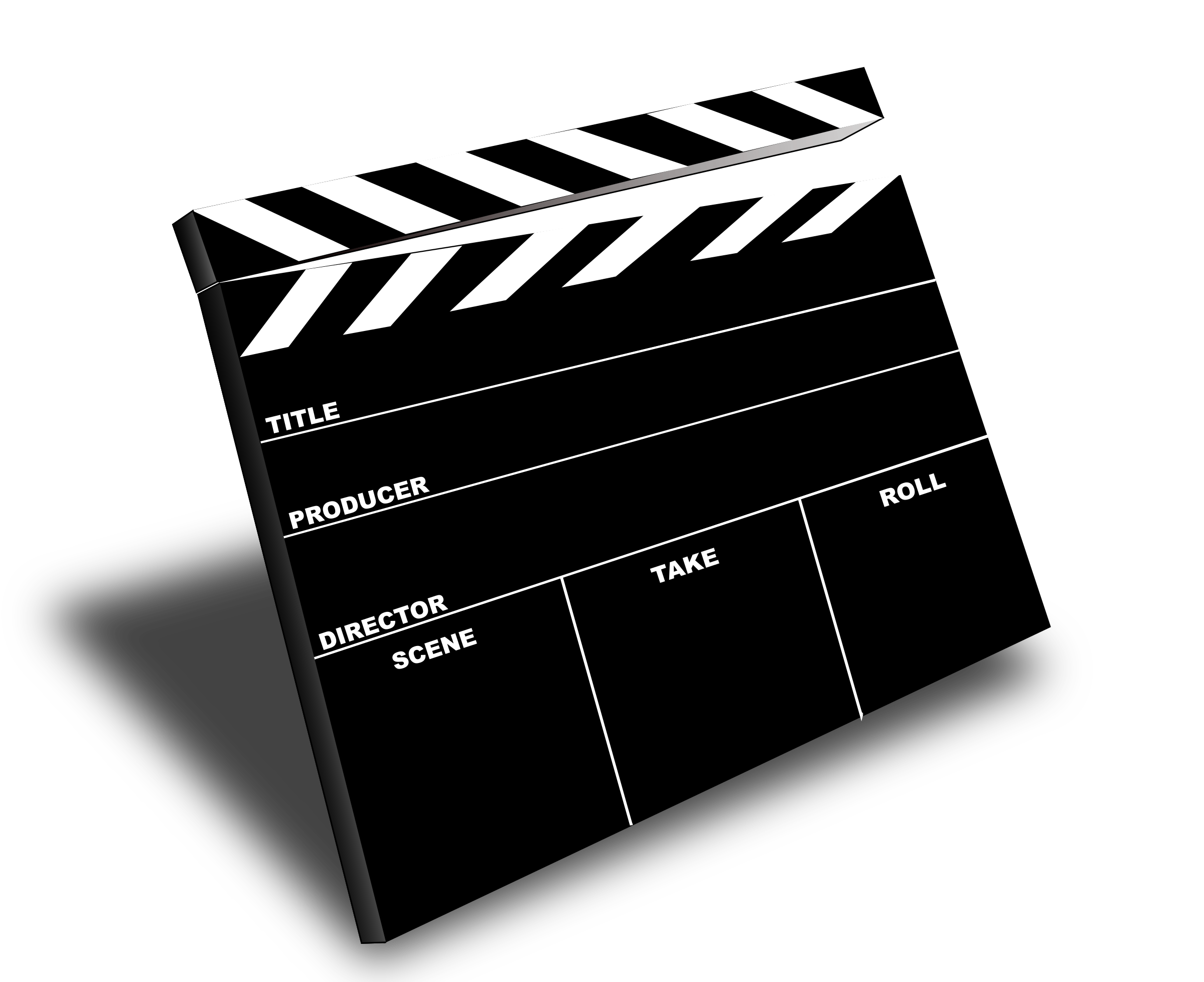 Youtube clipart movie. Scene slate icons png