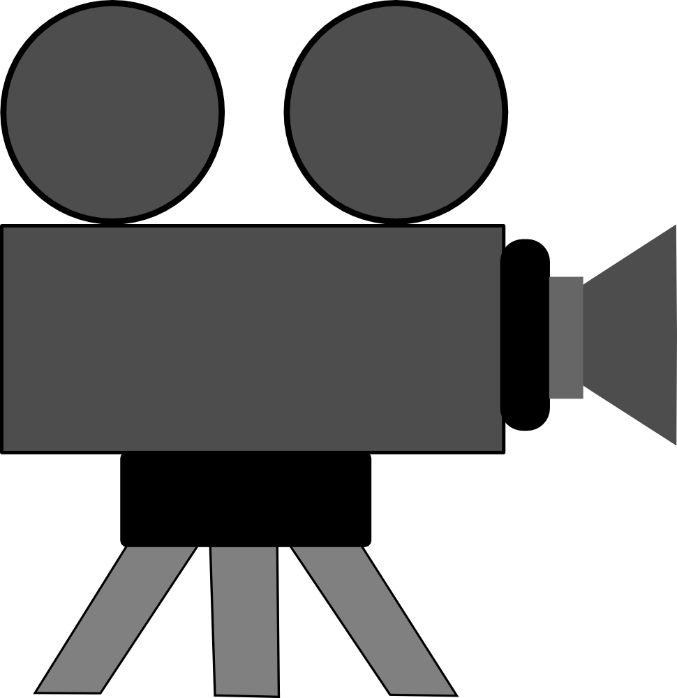 Scrapbook clipart camera. Movie panda free images