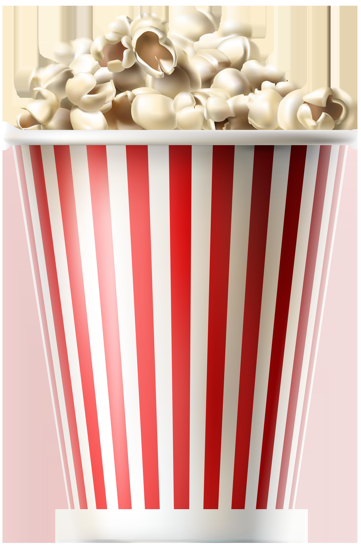 Png clip art best. Clipart trees popcorn