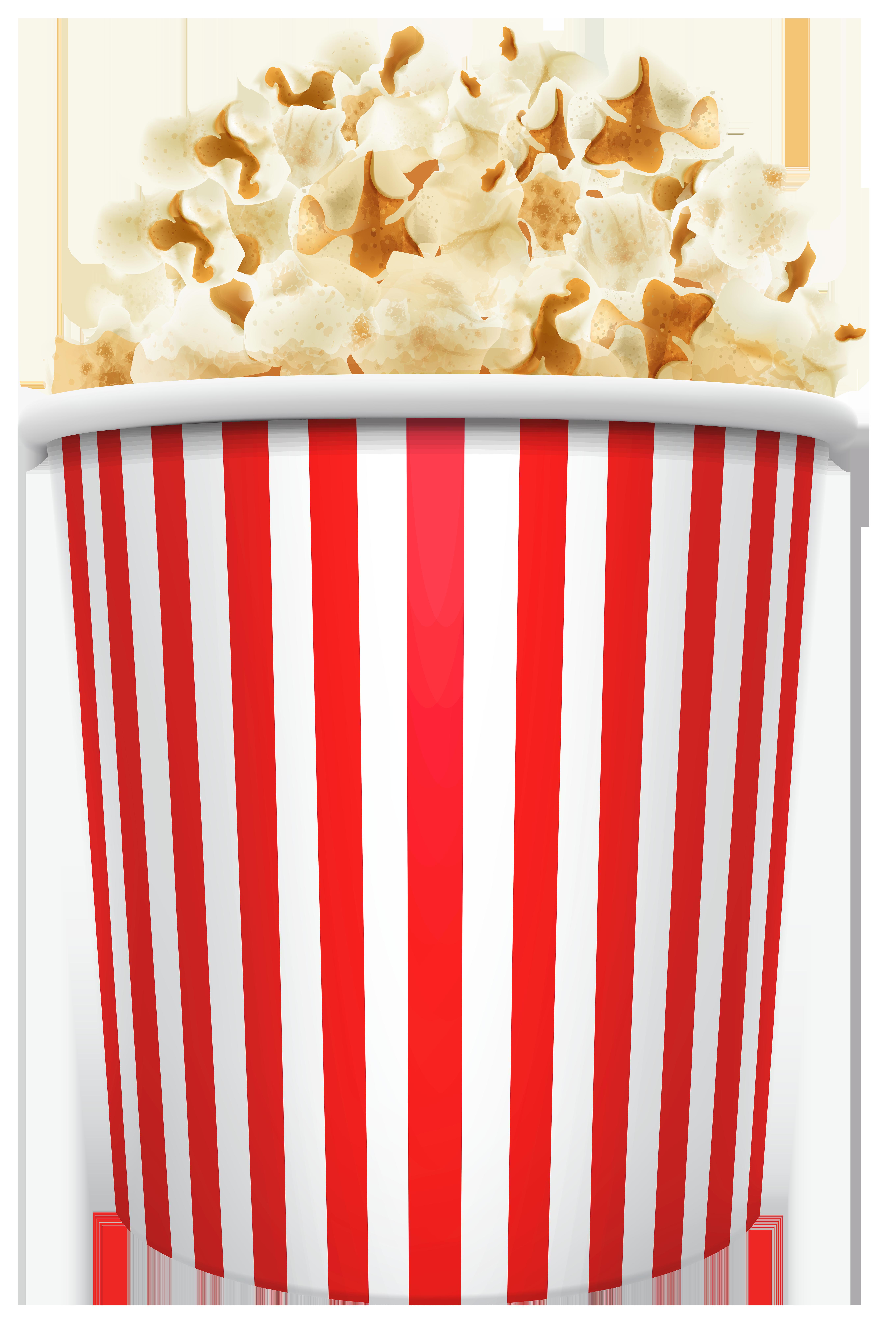Box png clip art. Clipart trees popcorn