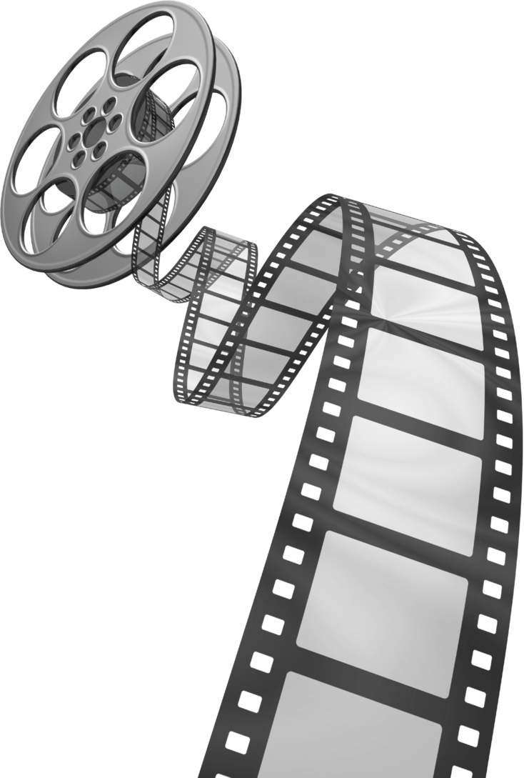 Film cliparts co by. Cinema clipart reel