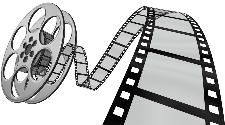 Suggestions for another studios. Cinema clipart reel