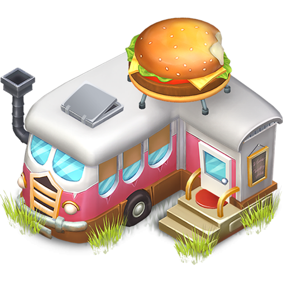 Restaurants clipart grocery store building. Diner hay day wiki
