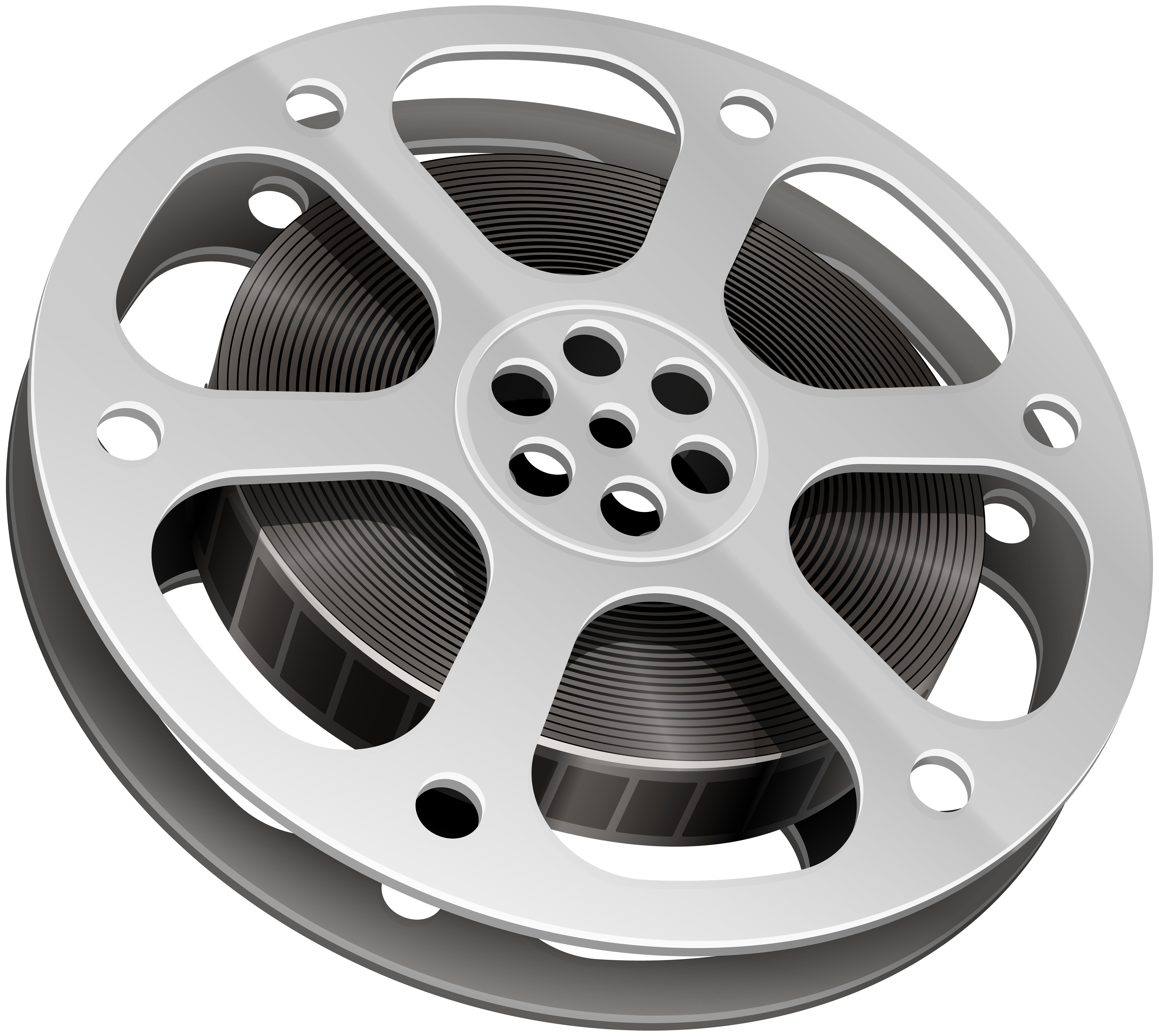 Roll large png clip. Film clipart wheel