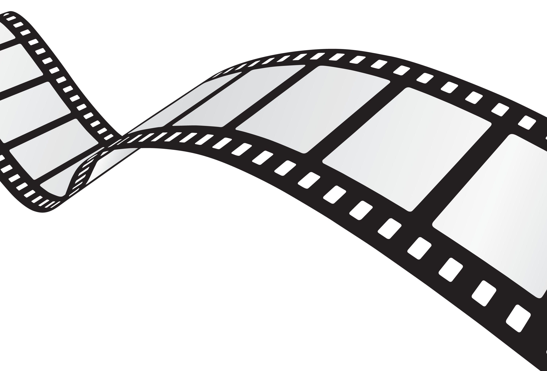 Cinema clipart roll. Film free download best