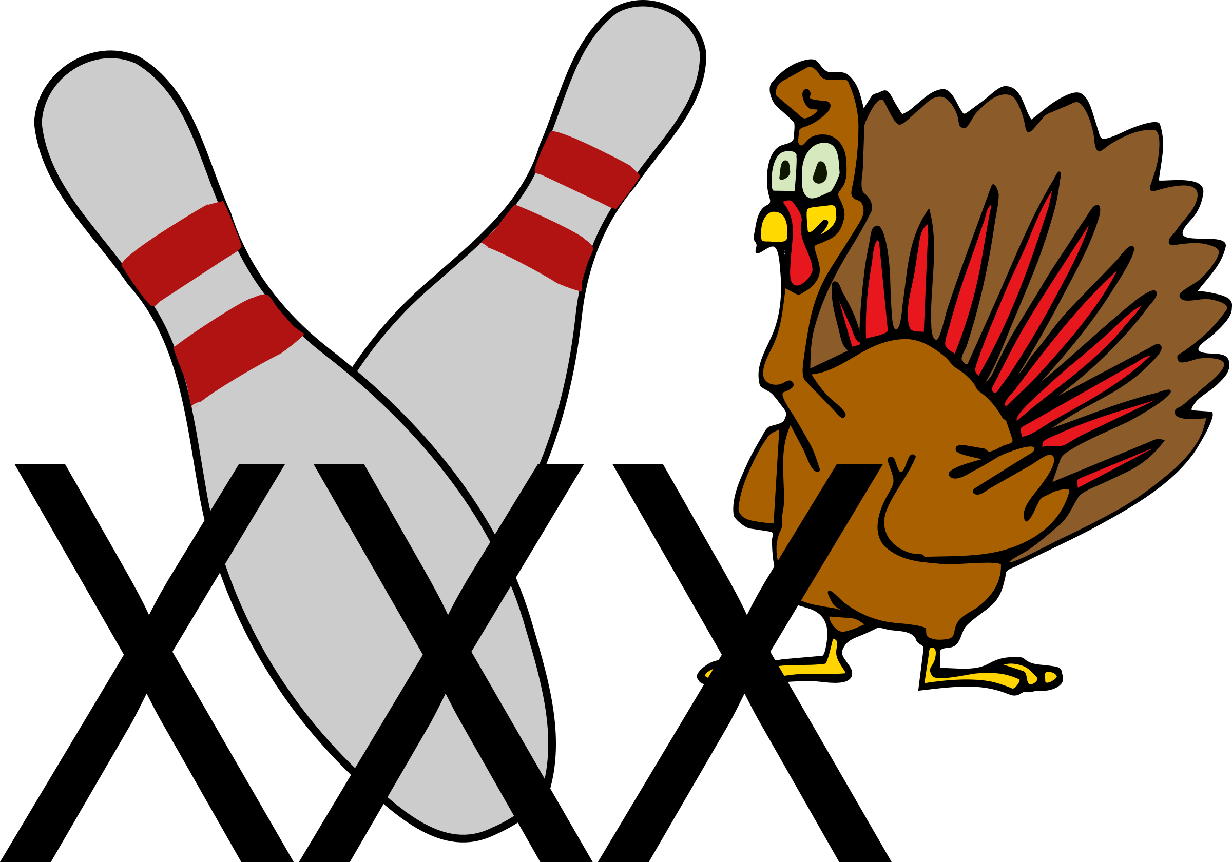 Turkey icons png free. Holiday clipart bowling