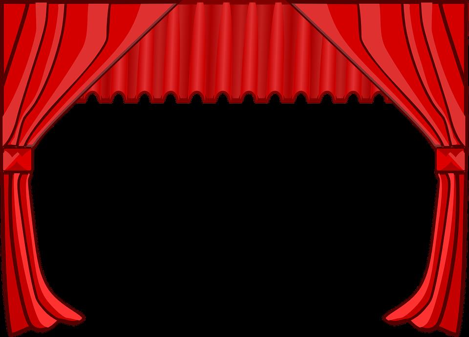 Curtains clipart pink curtain. Clover ridge church sharing