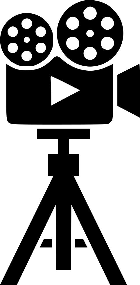 Clipart tv film tv. Camera cinema consume entertainment