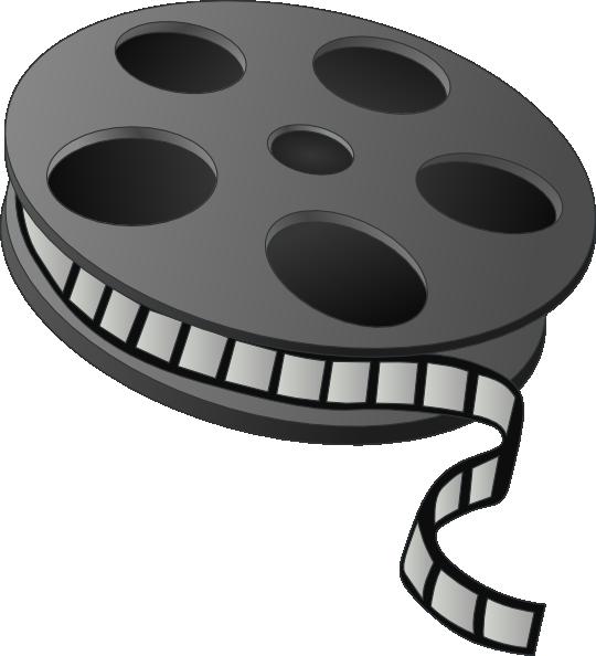 Clip art at clker. Wheel clipart movie